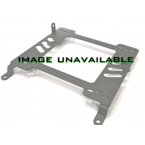 Planted Seat Bracket- Honda Civic 3 door Hatch Back (1990-1991) - Driver / Left
