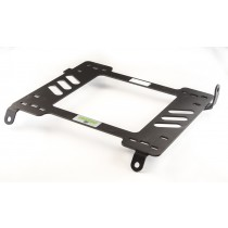 Planted Seat Bracket- Acura Integra [US models w/auto seat belt retractor] (1990-1993) - Passenger / Right