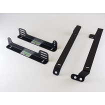 Planted Seat Bracket- Nissan 240SX (1989-1998) LOW - Driver / Left *For Side Mount Seats Only*