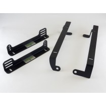 Planted Seat Bracket- Nissan 300ZX (1990-1996) LOW - Driver / Left *For Side Mount Seats Only*