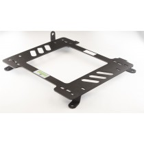 Planted Seat Bracket- Mercedes CLK (2003-2009) / C-Class Coupe (2000-2007) / C63 AMG Coupe (2007-2015) - Driver / Left
