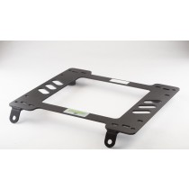 Planted Seat Bracket- Nissan/Datsun 280Z (1974.5-1978) *Flat Rear Tabs* - Passenger / Right