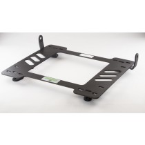 Planted Seat Bracket- Jeep Wrangler JK 4 Door (2007+) - Driver / Left