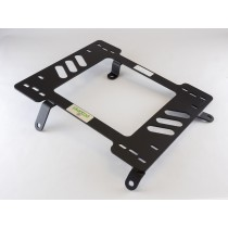 Planted Seat Bracket- Honda Civic 3 door Hatch Back (1988-1989) - Passenger / Right