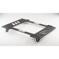 Planted Seat Bracket- Honda CRX [Excluding Si] (1988-1989) - Passenger / Right