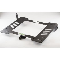 Planted Seat Bracket- Audi 4000 (1980-1987) - Driver / Left