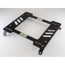 Planted Seat Bracket- Acura Integra [models WITHOUT auto seat belt retractor] (1990-1993) - Driver / Left