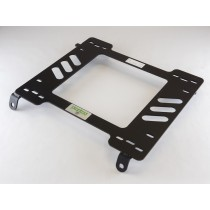 Planted Seat Bracket- Acura Integra [models WITHOUT auto seat belt retractor] (1990-1993) - Passenger / Right
