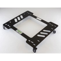 Planted Seat Bracket- Honda Civic 3 Door Hatch Back [Excluding Si]  (1984-1987) - Driver / Left