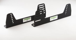 Planted Steel 90 Degree Universal Side Mount- Black