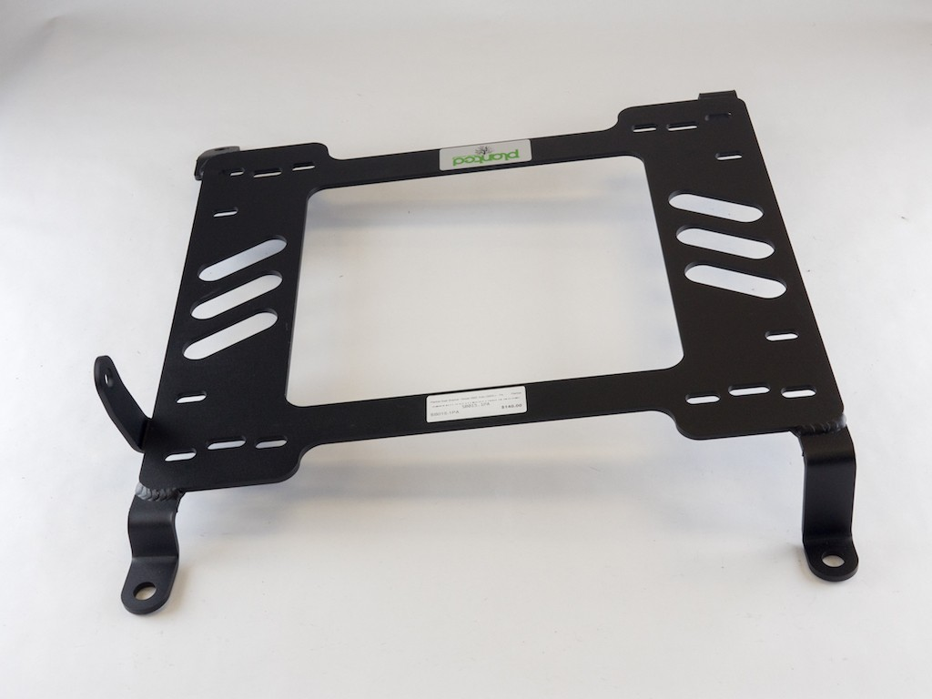Passenger Seat Bracket for MOMO // NRG // Sparco // Recaro // Bride // OMP 2003+ Nissan 350Z Auto - Part # SB015.1PA Planted