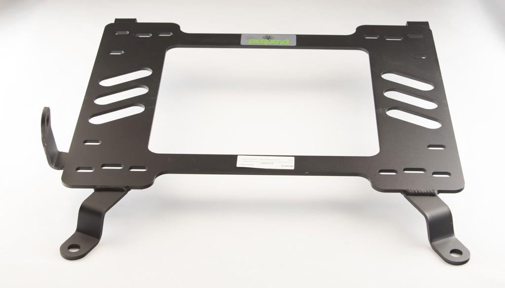 - Part # SB095PA Planted Passenger Seat Bracket for MOMO // NRG // Sparco // Recaro // Bride // OMP Dodge Challenger 2008-2011